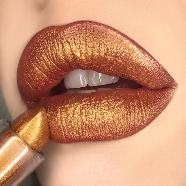 Metallic Lipstick